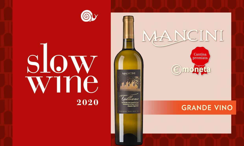 Premio Slow Wine 2020 per Talliano