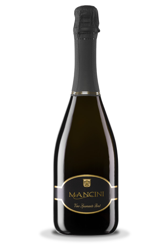 Spumante Brut - Mancini Vini - Moie di Maiolati (An)