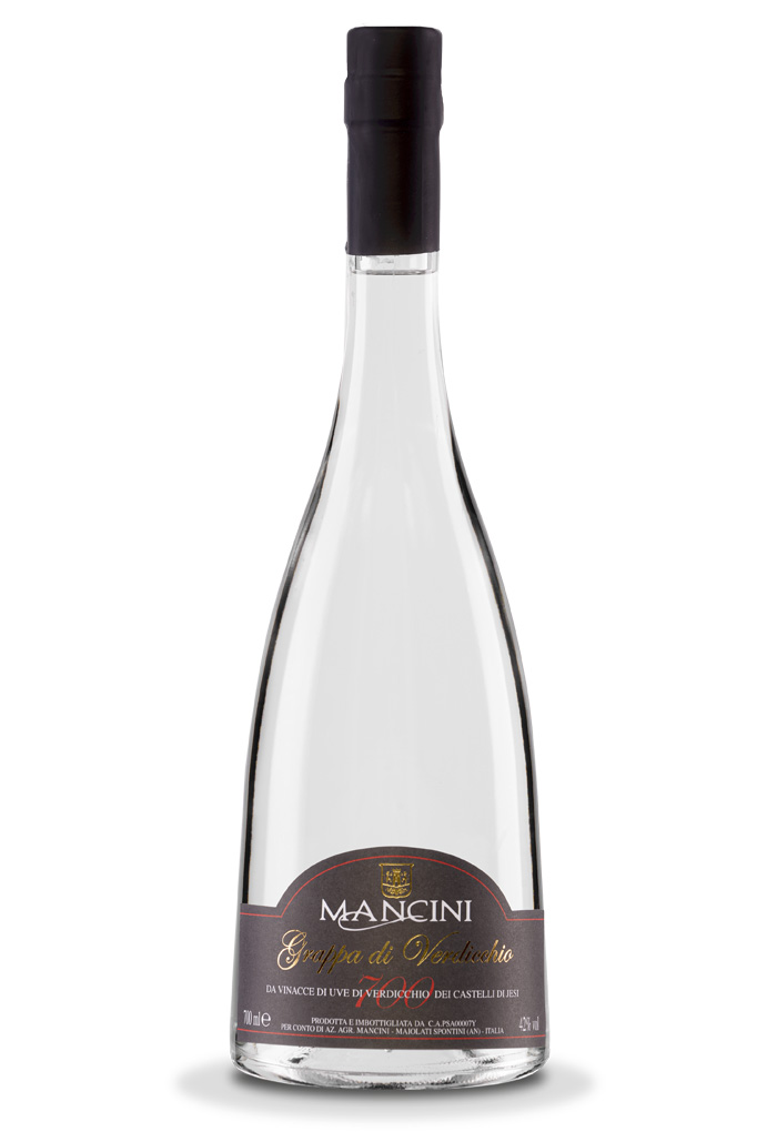 Grappa di Verdicchio - Mancini Vini - Moie di Maiolati (An)