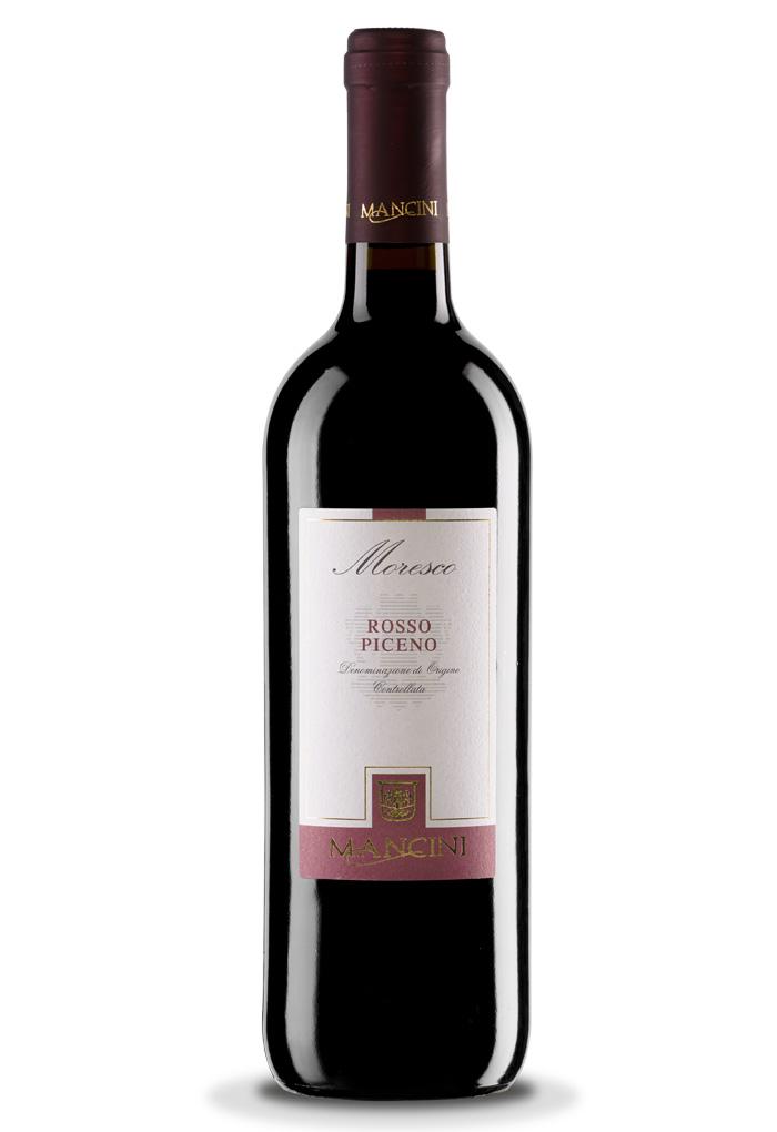 Rosso Piceno - Mancini Vini - Moie di Maiolati (An)
