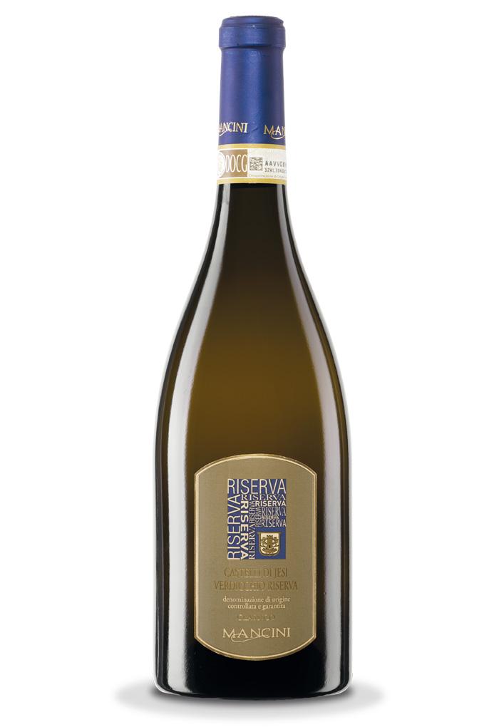 Verdicchio Riserva - Mancini Vini - Moie di Maiolati (An)