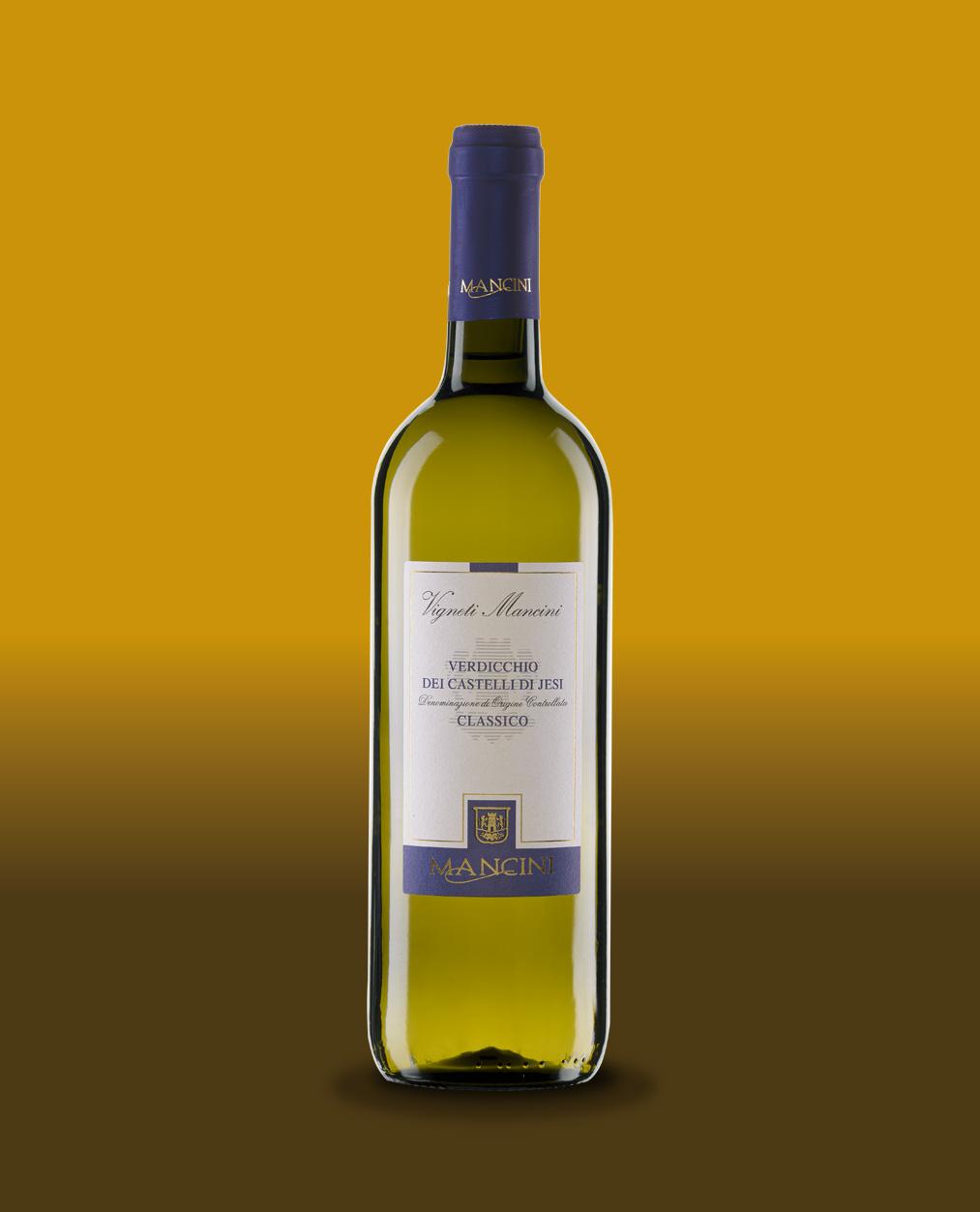Verdicchio - Mancini Vini - Moie di Maiolati (An)